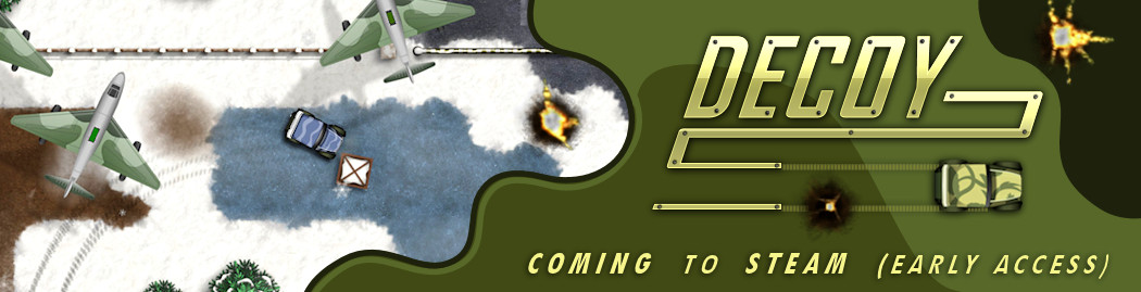 DEcoy coming to Steam